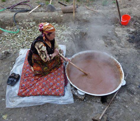 Soumalak Norouz Printemps Photo du Jour,