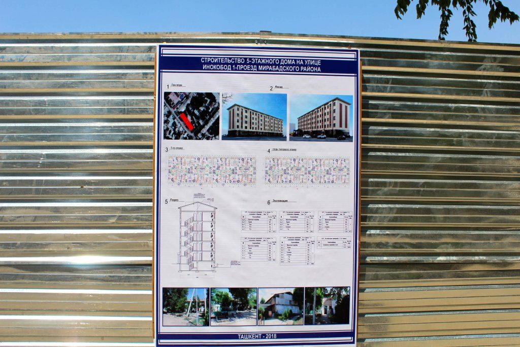 projet construction tachkent