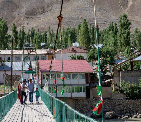 Khorogh Tadjikistan Haut-Badakhchan