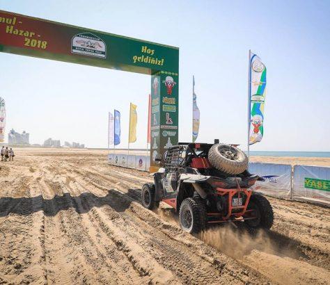 Rallye Amoul Khazar Turkménistan Turkmen Desert Race annulée annulation