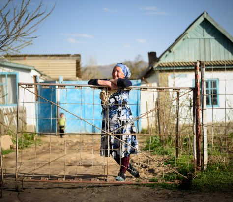 Kyzyl Suu Kirghizstan Portrait