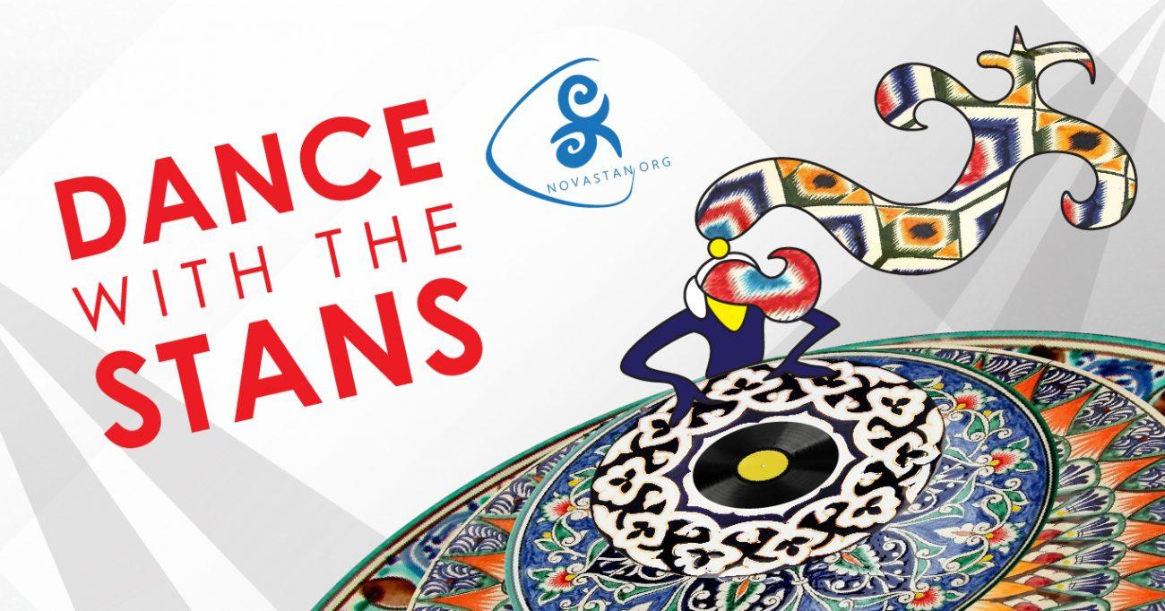 Dance with the Stans Asie centrale Soirée Paris Gambetta Club Novastan France
