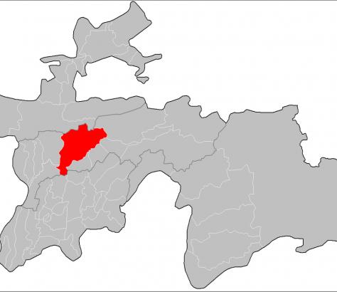Tadjikistan Vahdat Prison Émeute Radicalisation