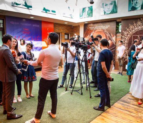 Ouzbékistan France Festival de Cannes Culture Cinéma Ciné-tourisme Investissement