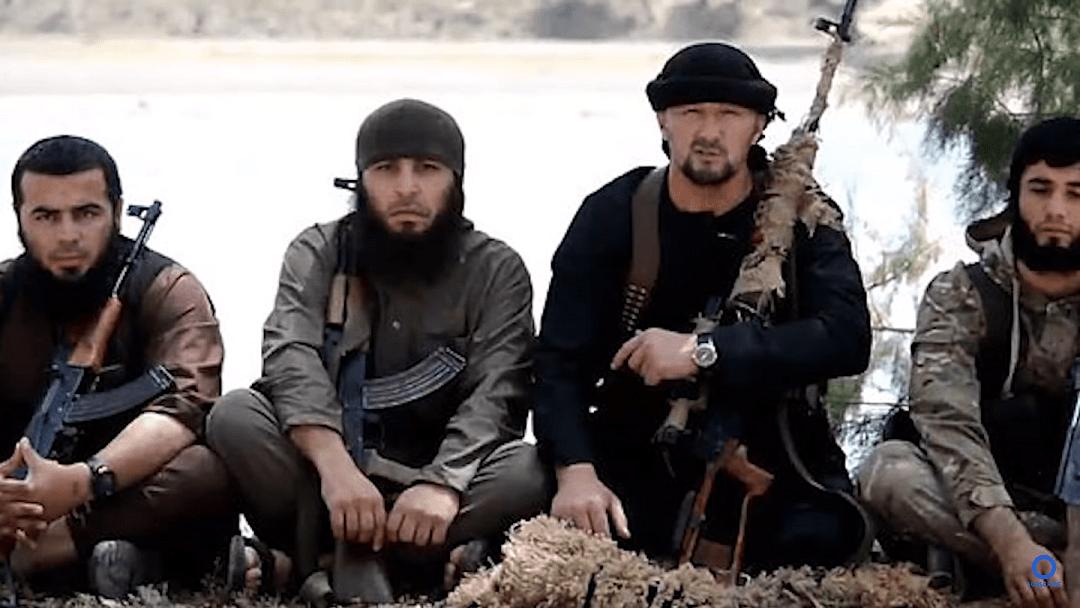 Tadjikistan Terrorisme Etat Islamique Asie Centrale