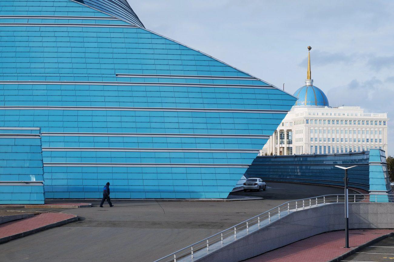 Nour-Soultan Astana Kazakhstan Présidentielle Election Politique