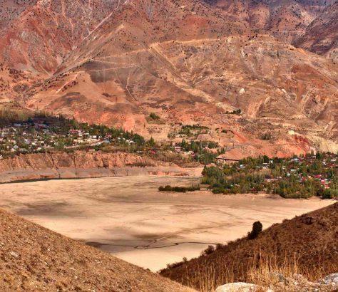 Le petit village de Burchmulla dans le nord-est de l'Ouzbékistan peut sembler insignifiant avec ses 4000 habitants.