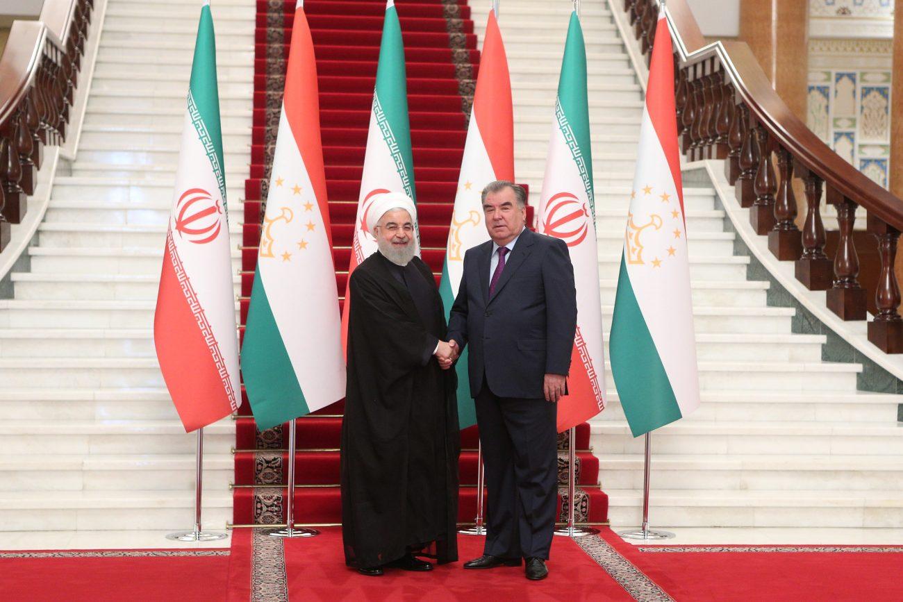 Iran Tadjikistan Rapprochement Diplomatie Relations bilatérales OCS