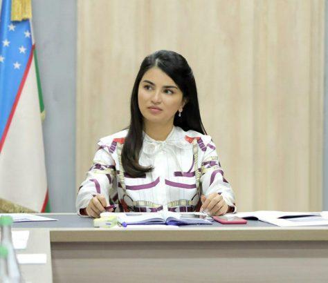 Ouzbékistan Chakhnoza Mirzioïeva Saïda Politique Fille Président Economie