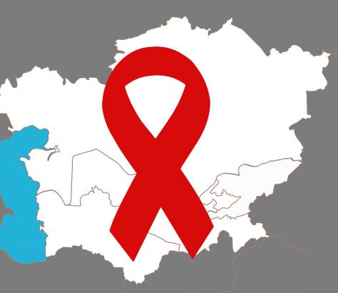 Asie Centrale Santé HIV VIH Propagation Prévention Lutte
