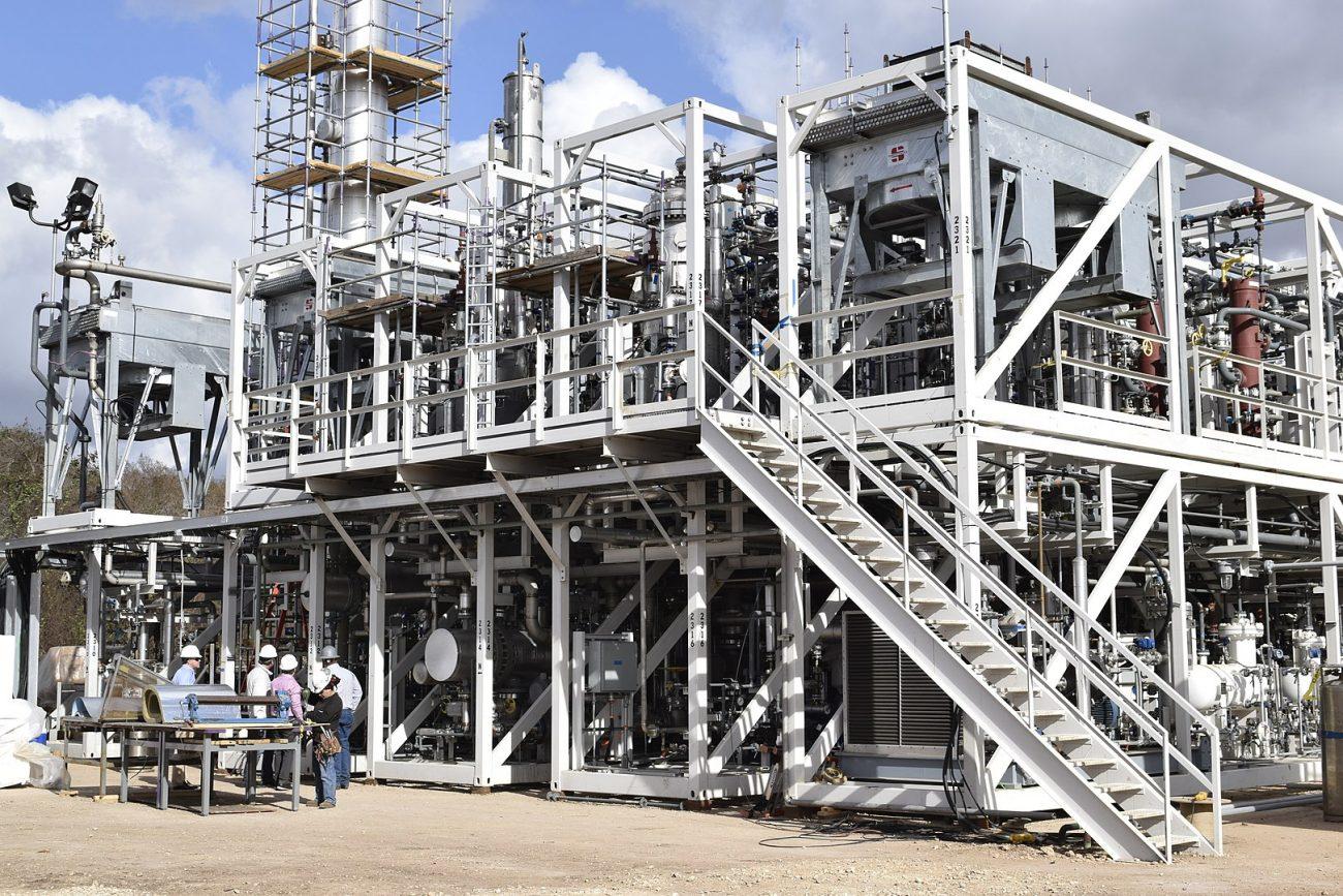 Turkménistan Ahal Economie Energie Gaz Essence Transformation