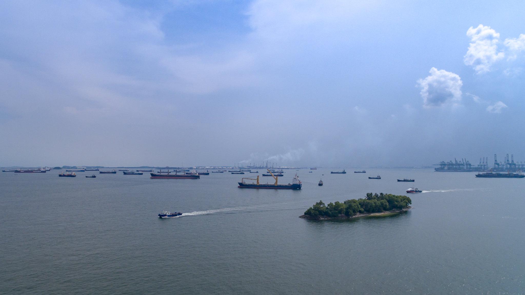 Détroit Malacca Malaysie Indonésie Chine