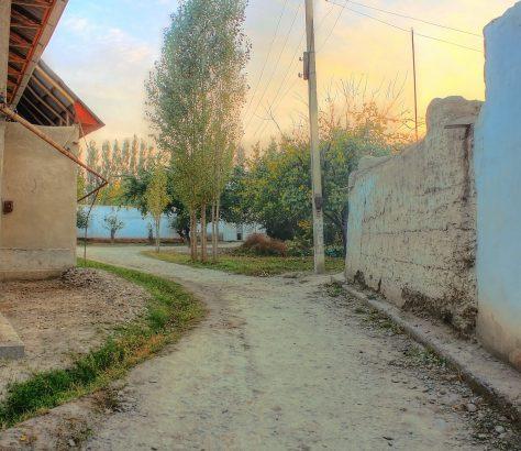 Marguilan Ouzbékistan Ferghana Ville Habitations