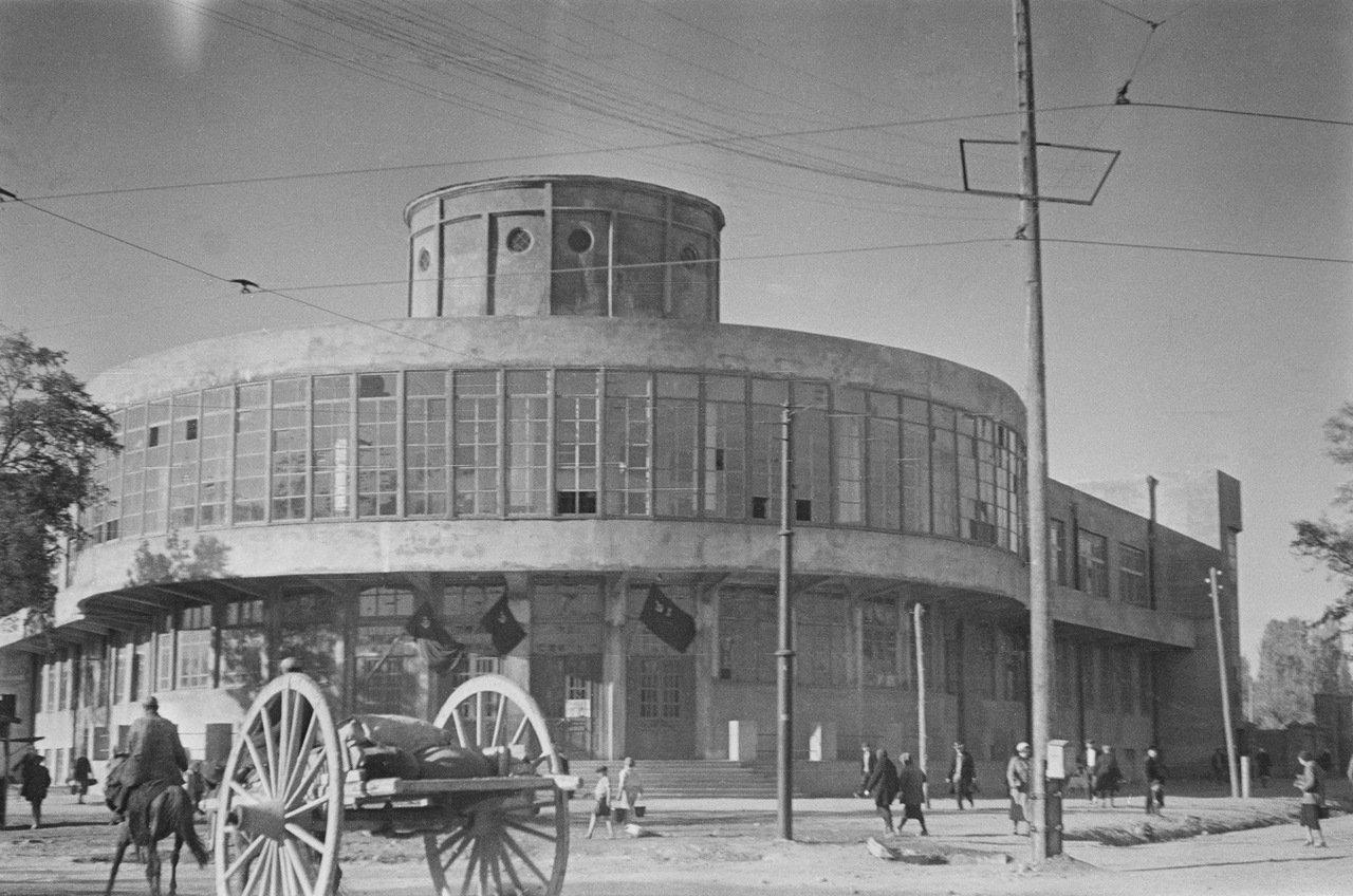 Foton Architecture Patrimoine URSS Tachkent Ouzbékistan
