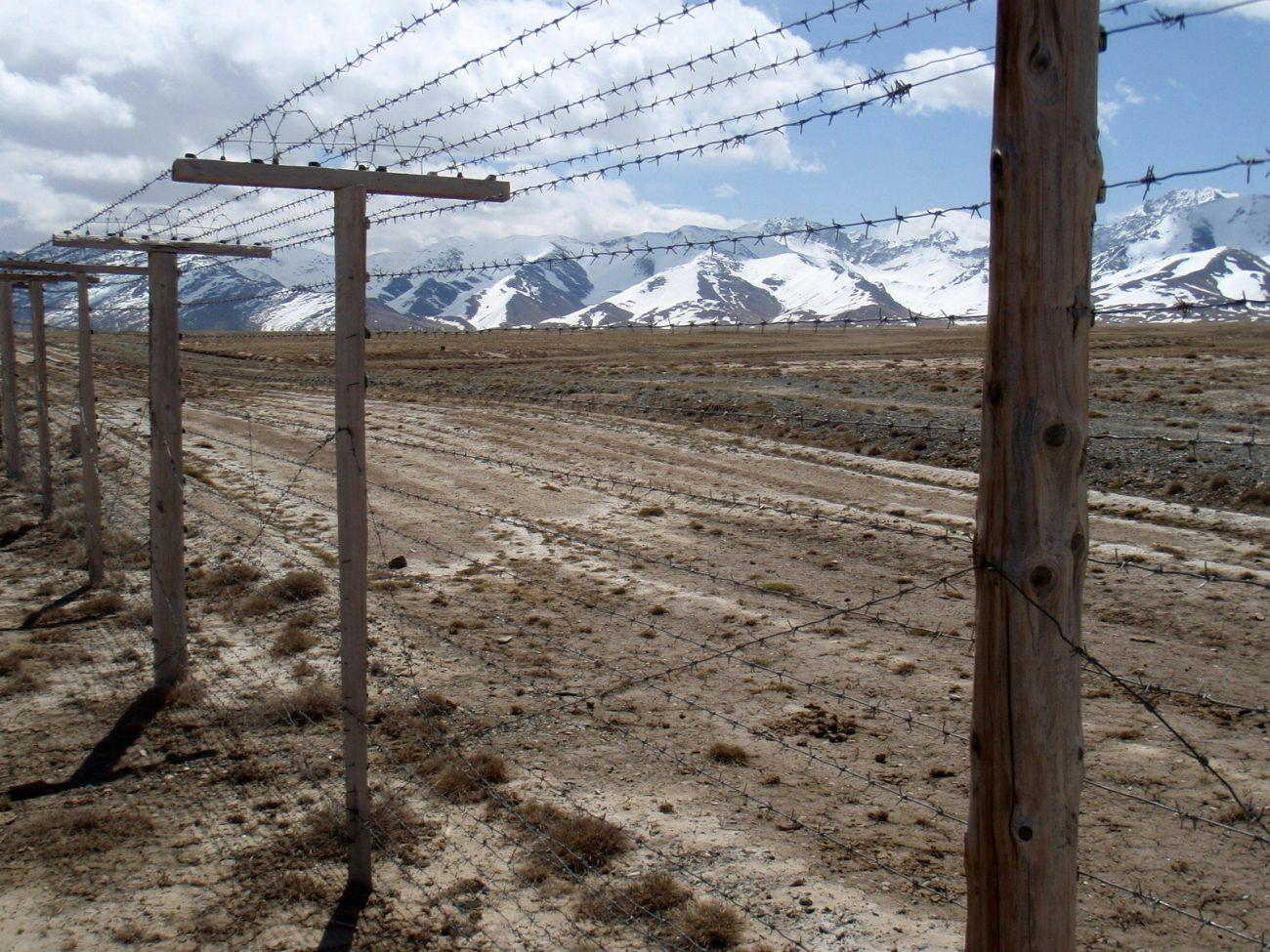 Tadjikistan Kirghizstan Vorukh Enclave négociations Frontière