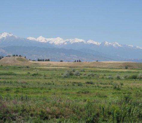 Kirghizstan Culture Histoire Archéologie Route de la Soie Navekat
