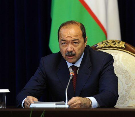 Abdulla Oripov Premier Ministre Ouzbékistan