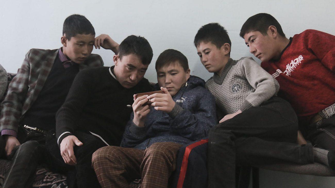 Pamir Kirghizstan Smartphone Bichkek