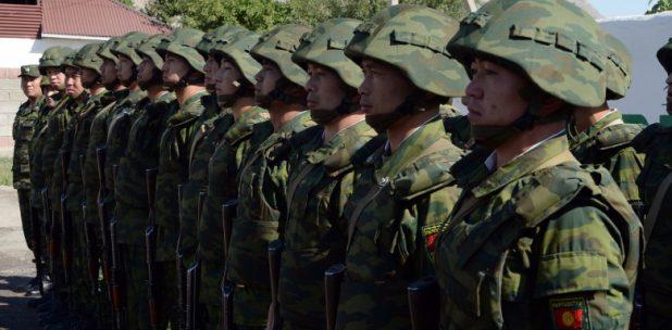 Frontière Kirghizstan Tadjikistan Conflit