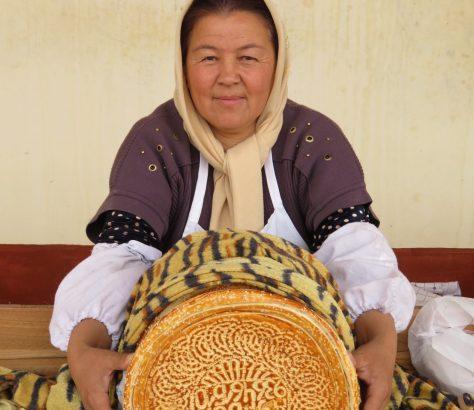 Pain Kokand Ouzbékistan Photo du Jour