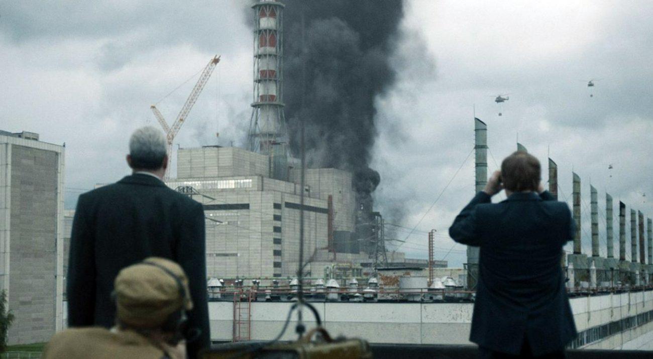 Photo extraite de la série américaine Chernobyl
