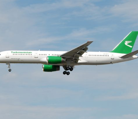 Turkménistan Turkmenistan Airlines Accord EASA Europe