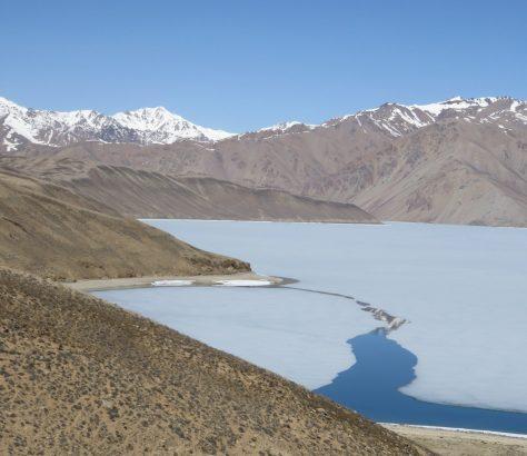 Tadjikistan Lac de Yachilkoul Pamir oriental