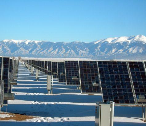 Asie centrale investissement énergie renouvelable solaire électricité