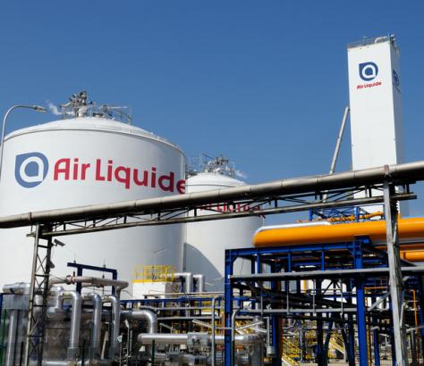 Air Liquide Kazakhstan Atyraou Usine Nitrogène Oxygène Gaz industriels
