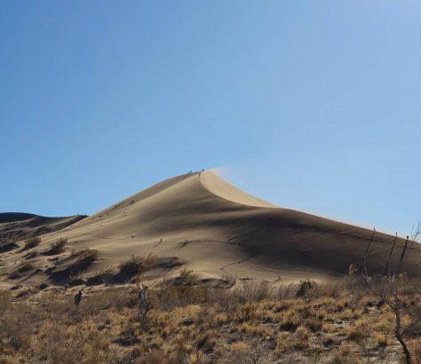 Dune Sable Kazakhstan Pic Altyn-Emel parc