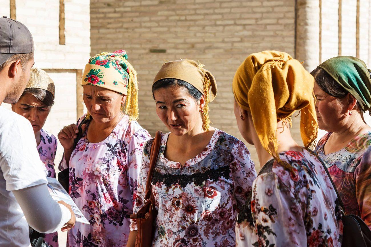 Shah-i-Zina Samarcande Ouzbékistan Tanya Zavkieva