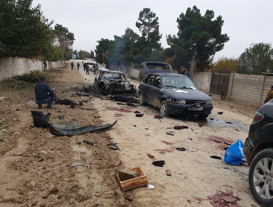 Attaque terrorisme Poste-frontière Tadjikistan Ouzbékistan