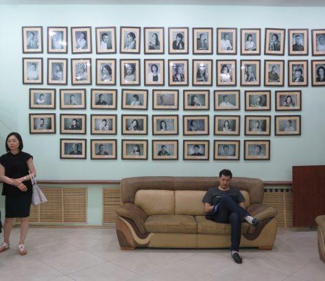 Théâtre coréen Kazakhstan Almaty