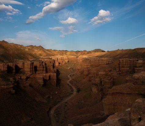 Canyon Charyn Kazakhstan