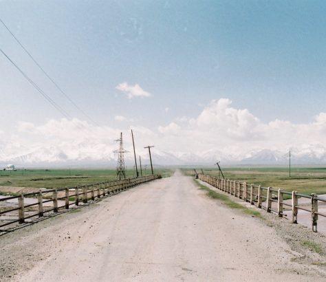 Kirghizstan Sary-tach Pamir Route