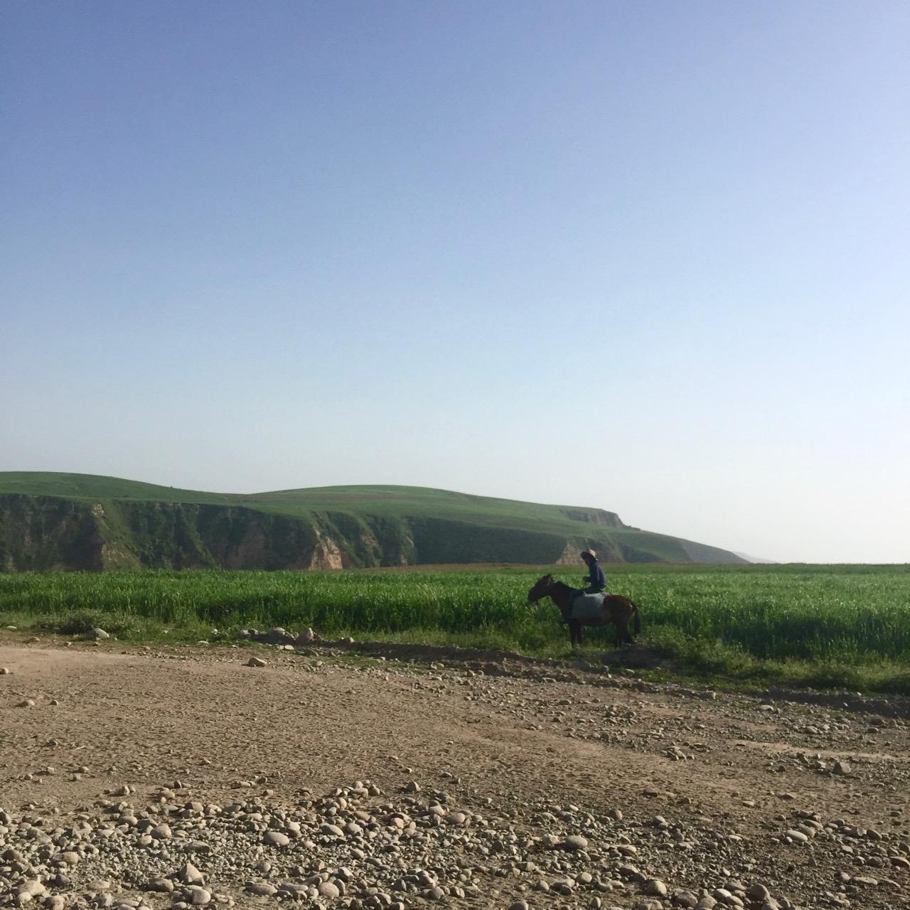 Tadjikistan Khorog Pamir Douchanbé