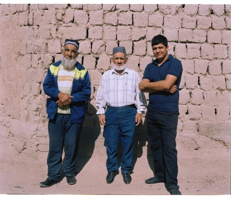 Samarcand vielle ville Ouzbékistan Hassan Kurbanbaev