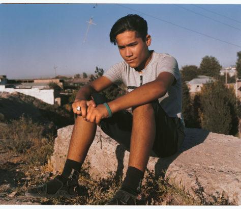 Samarcande Ouzbékistan Loli Kichlak Portrait Hassan Kurbanbaev