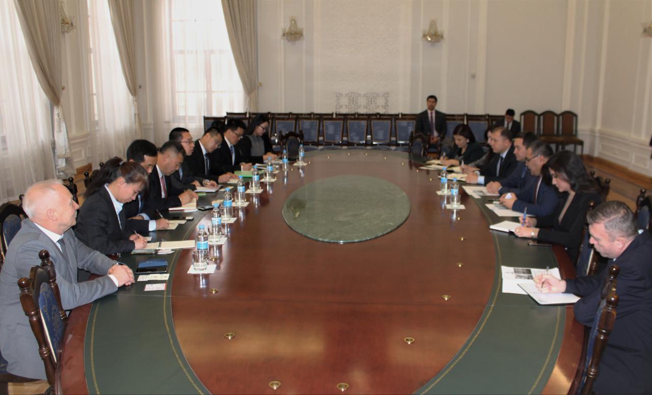 Ouzbékistan Chine ALIT Accord Coopération Aéronautique Défense