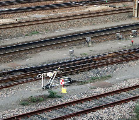Aiguillage Kazakhstan Alstom Economie Train