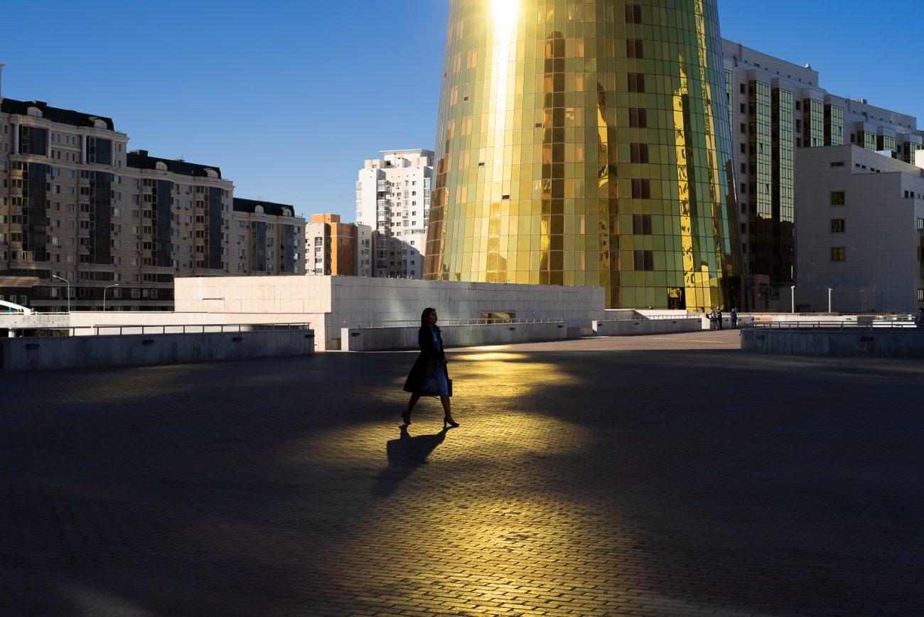 Nur-Sultan Noursoultan Astana Kazakhstan Architecture