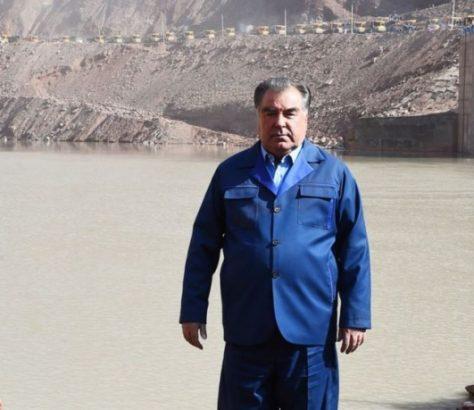 Emomalii Rahmon Tadjikistan Talco Rogun Privatisation Econmie
