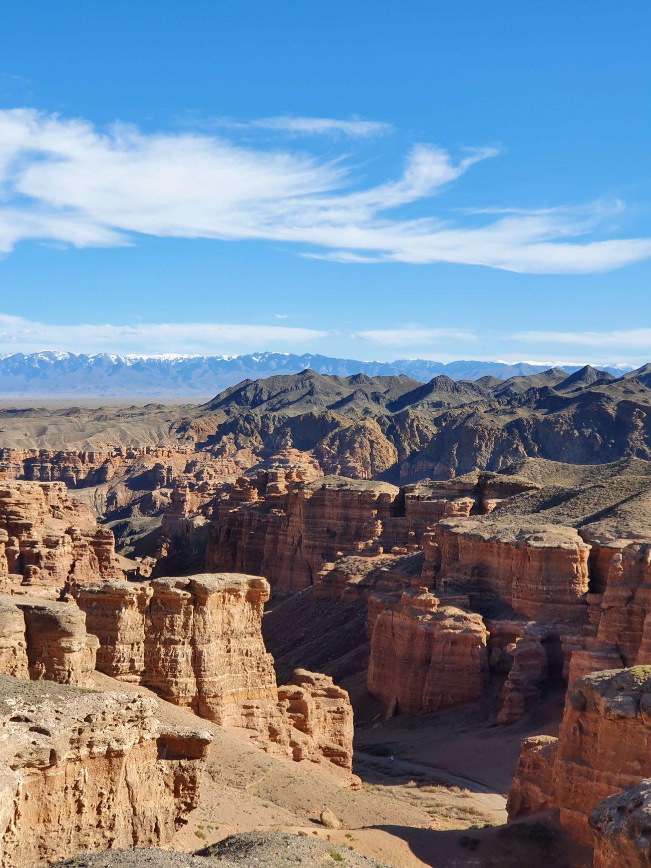 Kazakhstan Charyn canyon nature