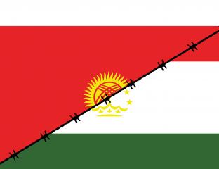 Tadjikistan Kirghizstan Frontière Conflit Echange Territoires