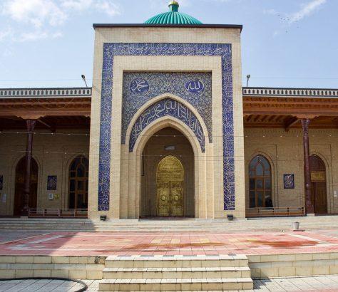Marguilan Ferghana Mosquée