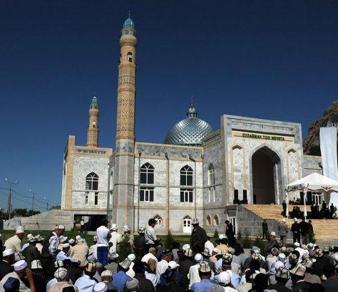 Islam mosquée Kirghizstan Asie centrale Radicalisation Pratique