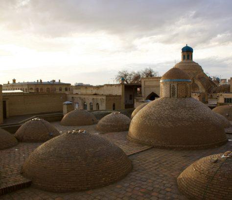 Boukhara Ouzbékistan Buxoro Architecture