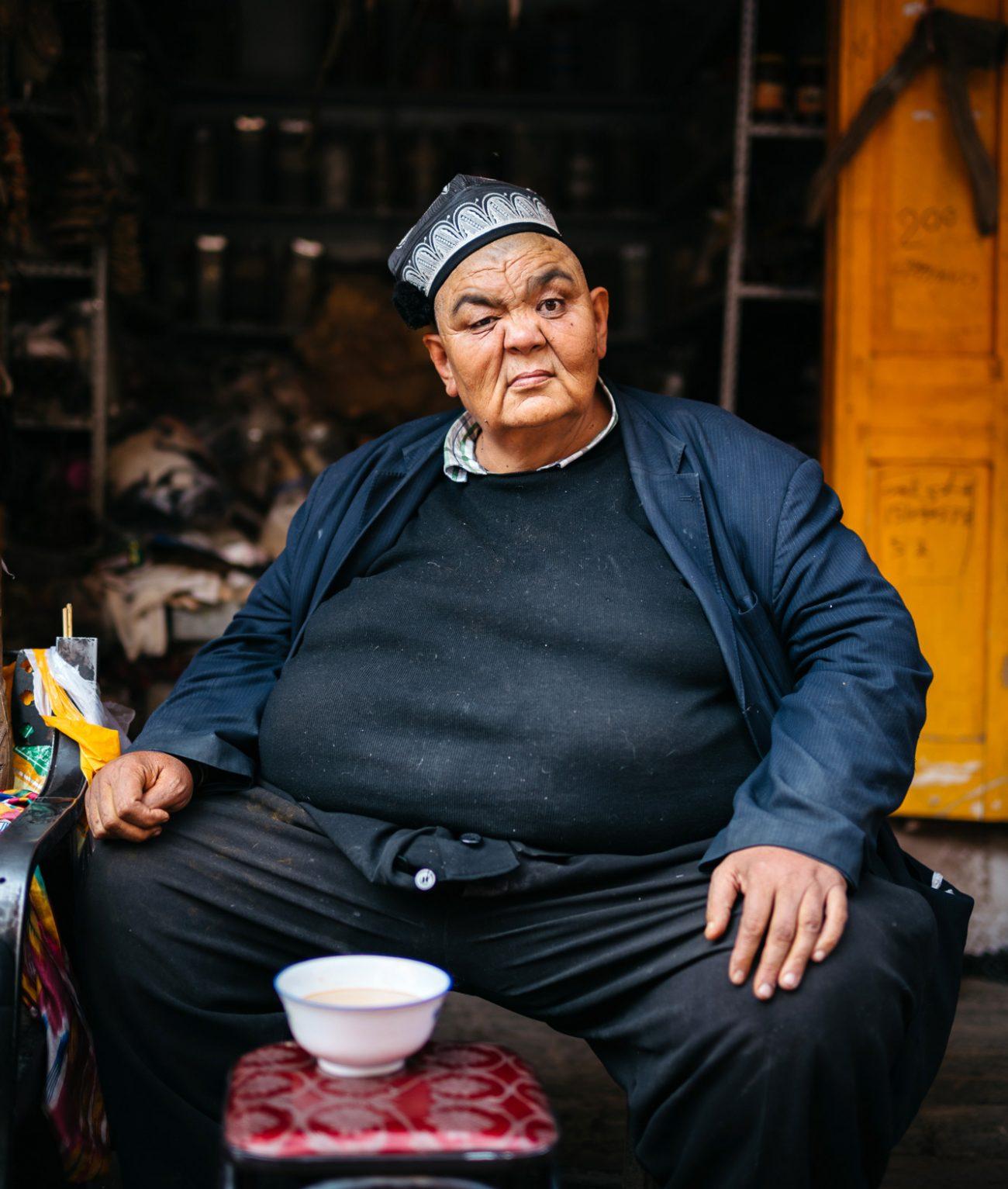 Kachgar Xinjiang Ouïghours