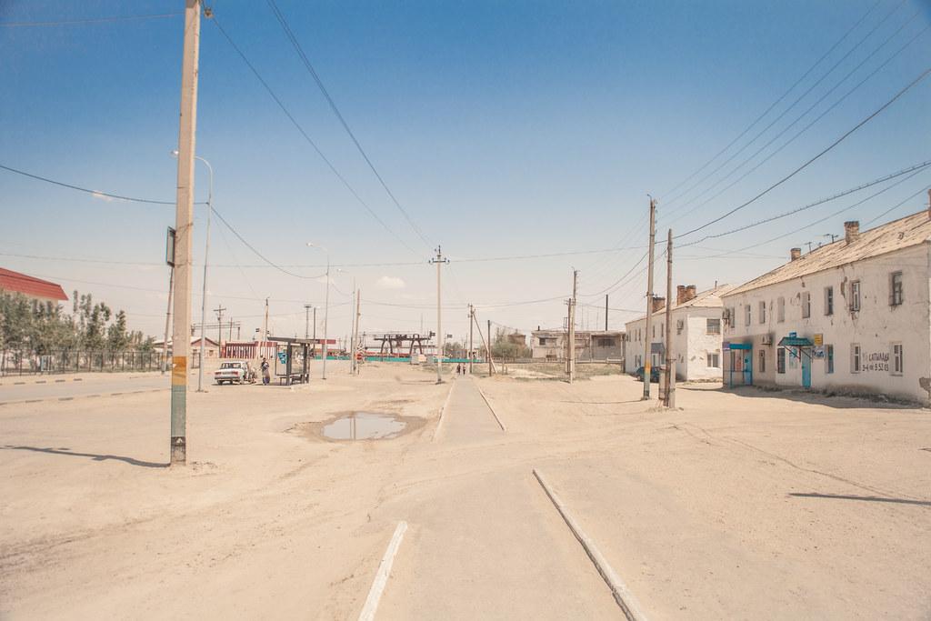 Variole Noire Epidémie Kazakhstan 1971 Aralsk Mer d'Aral Santé