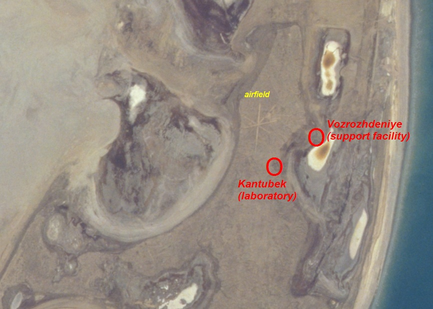 Kantubek Variole Noire Epidémie Kazakhstan 1971 Aralsk Mer d'Aral Santé